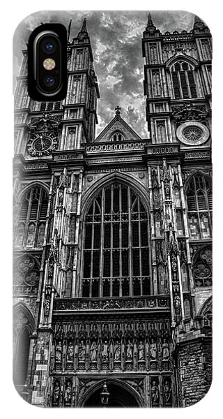 Westminster Abbey IPhone Case