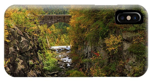 Winsor Dam Bridge IPhone Case