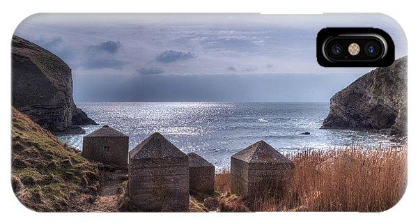 Dorset iPhone Case - Wolbarrow Bay - England by Joana Kruse