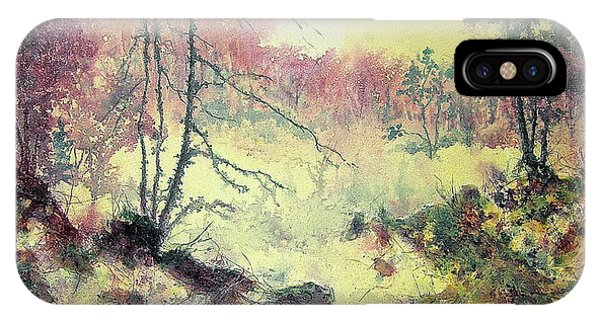 Woods And Wetlands IPhone Case