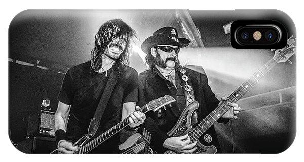 Uk Foo Fighters Live @ O2 Academy Islington IPhone Case