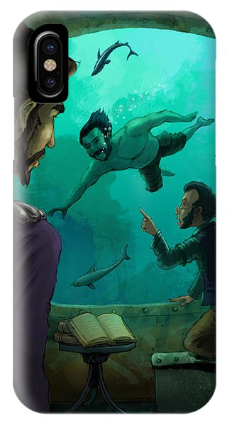 20000 Leagues Under The Sea IPhone Case