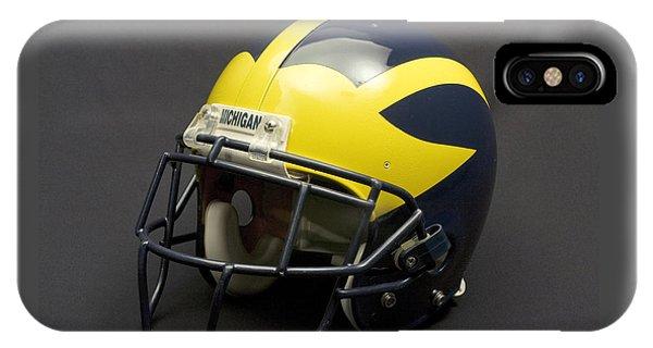 2000s Era Wolverine Helmet IPhone Case