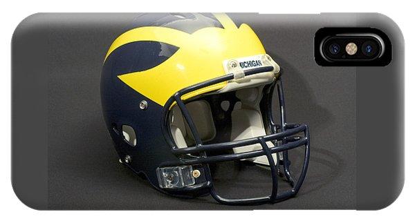 2000s Wolverine Helmet IPhone Case