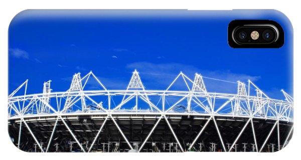 2012 Olympics London IPhone Case