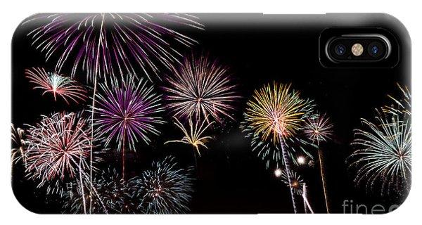 2013 Fireworks Over Alton IPhone Case