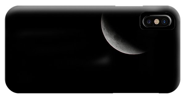 2015 Harvest Moon Eclipse 1 IPhone Case