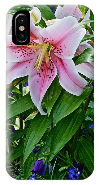 2015 Summer At The Garden Event Garden Lily 3 IPhone Case