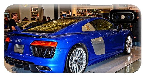 2016 Audi R8 IPhone Case