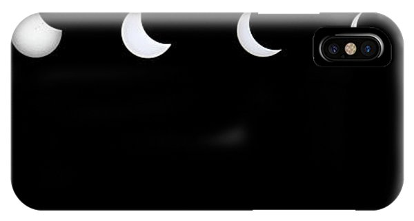 2017 Solar Eclipse IPhone Case