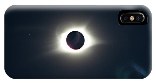 2017 Total Solar Eclipse IPhone Case