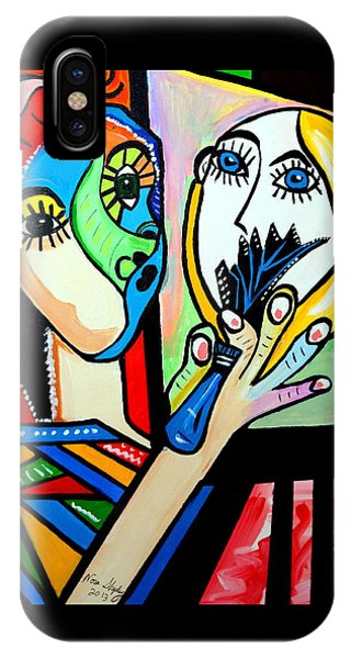 Artist Picasso IPhone Case