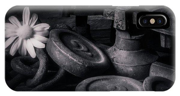 Chain iPhone Case - 221 by Tom Mc Nemar