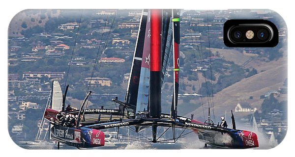 America's Cup San Francisco IPhone Case