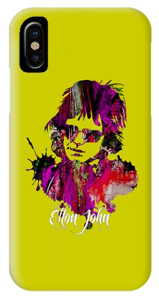 Elton John Collection IPhone Case