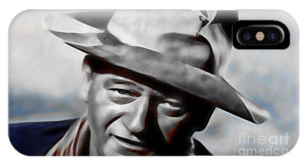 John Wayne Collection IPhone Case