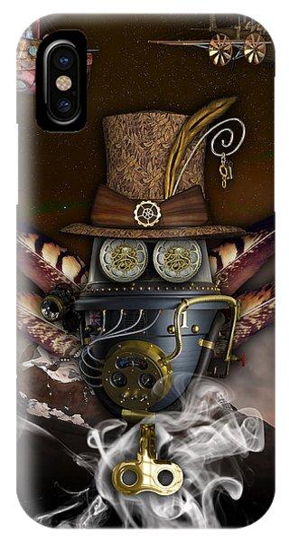 Steampunk Art IPhone Case