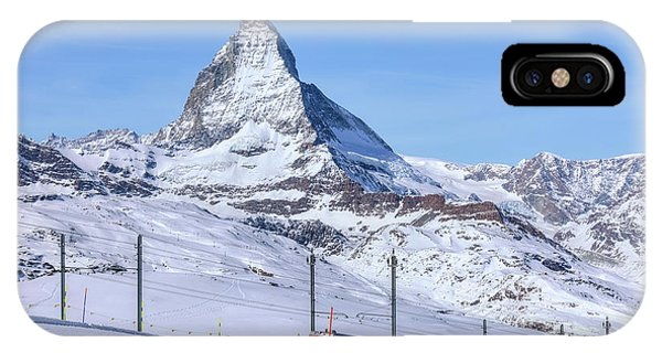 Zermatt - Switzerland IPhone Case