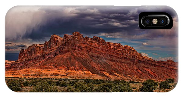 San Rafael Swell IPhone Case