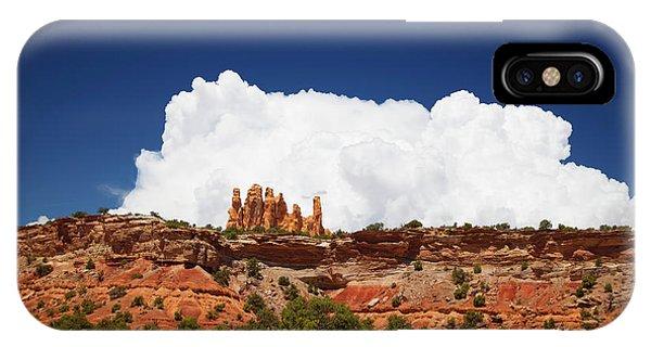 San Rafael Swell IPhone Case