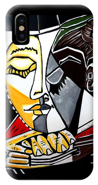 Picasso By Nora Fingers IPhone Case