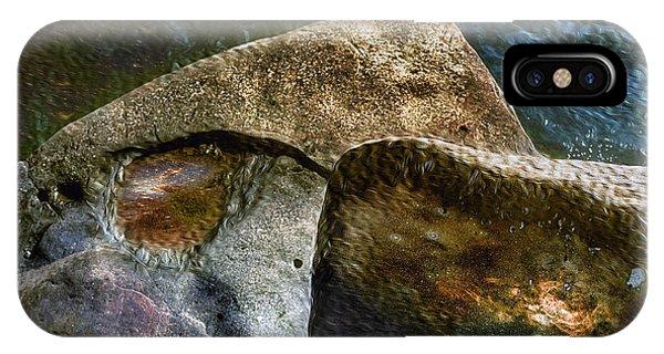 Stone Sharkhead IPhone Case