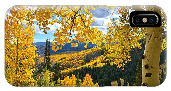 Ohio Pass Fall Colors IPhone Case