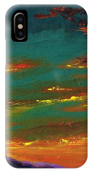 2nd In A Triptych IPhone Case