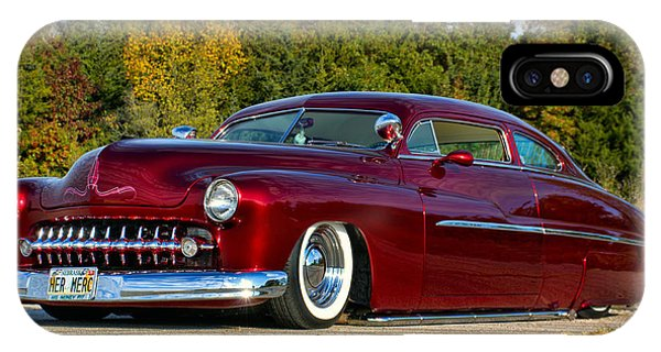 1951 Mercury Low Rider IPhone Case