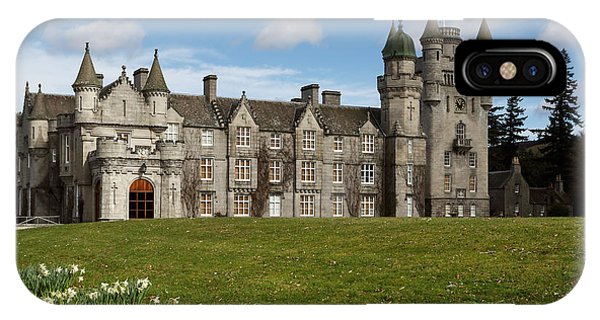 Balmoral Castle IPhone Case
