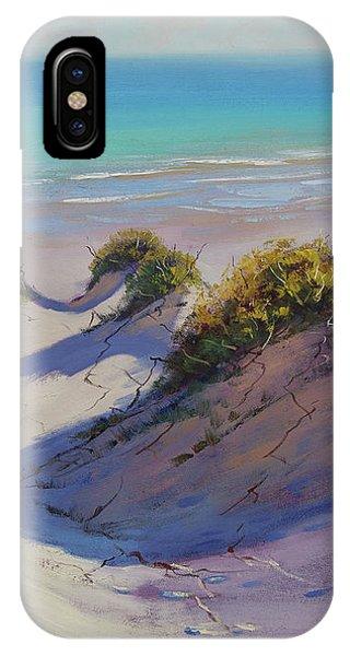 Coastal Landscape iPhone Case - Beach Dunes by Graham Gercken