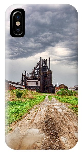 Bethlehem Steel IPhone Case