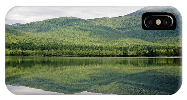 Chocorua Lake - Tamworth New Hampshire IPhone Case