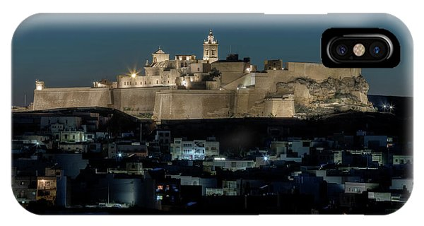 Cittadella - Gozo IPhone Case