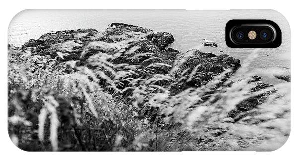 Cliffs At Kullaberg IPhone Case