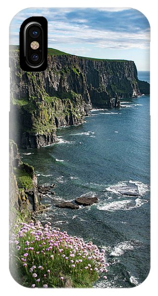 Cliffs Of Moher, Clare, Ireland IPhone Case