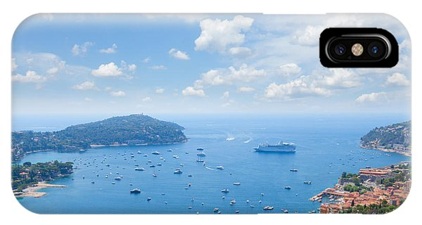 cote dAzur, France IPhone Case