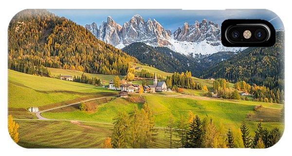 Dolomites IPhone Case