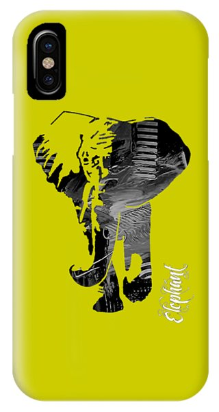 Elephant Collection IPhone Case
