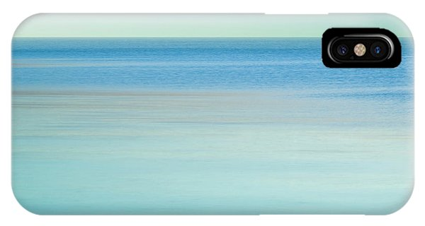 Lake Ontario - Abstarct Photography IPhone Case