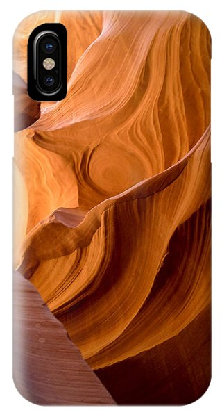 Lower Antelope Canyon Navajo Tribal Park #4 IPhone Case
