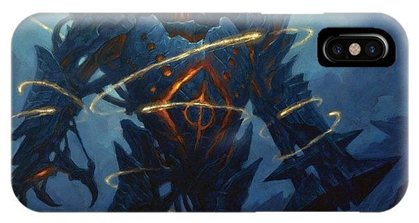 iPhone Case - Magic The Gathering by Eloisa Mannion
