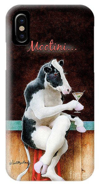 Mootini... IPhone Case