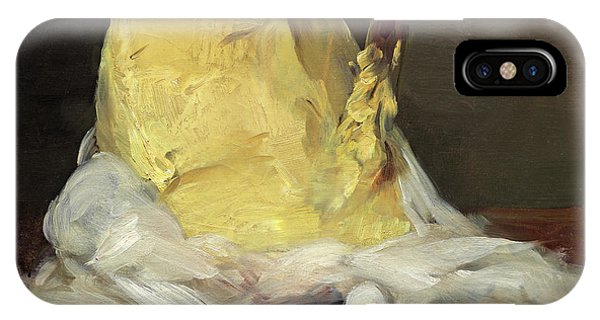 Mound Of Butter IPhone Case