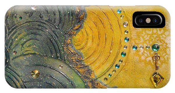 Retraction IPhone Case