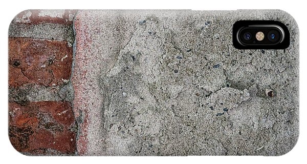 Cement iPhone Case - Old Wall Fragment by Elena Elisseeva