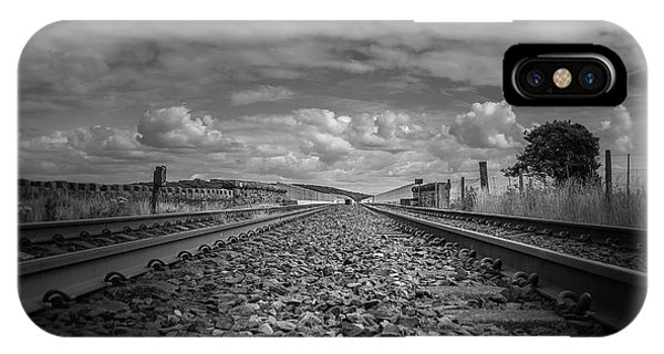Plumpton Viaduct IPhone Case