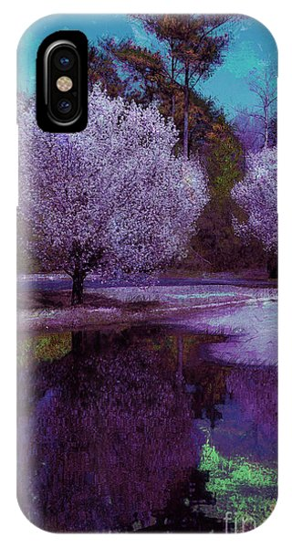 IPhone Case featuring the photograph Reflections by Donna Bentley