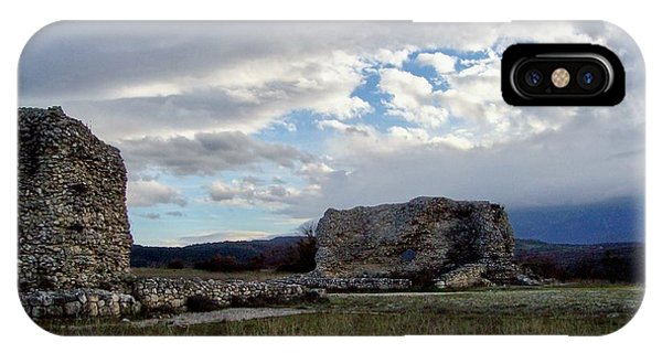 Roman Ruins IPhone Case