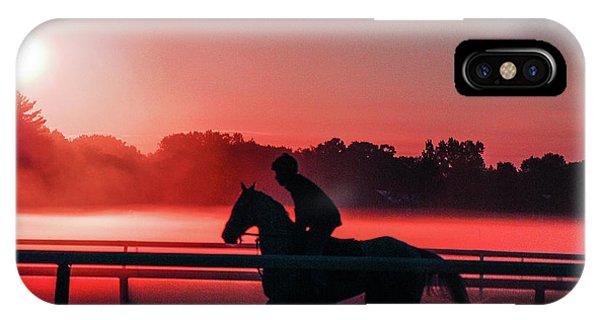 iPhone Case - Saratoga by George Fredericks